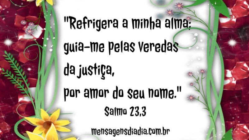 Salmo 23,3