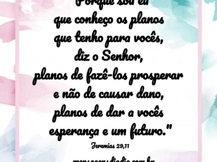 Jeremias 29,11