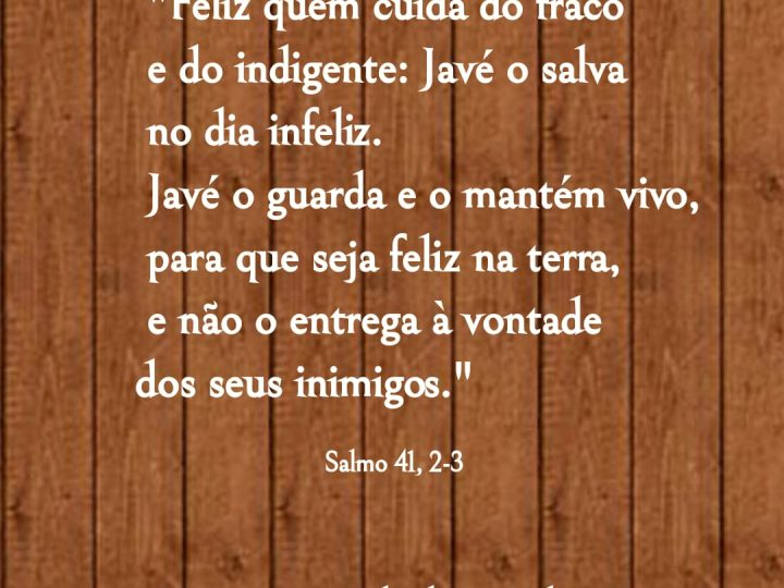 Salmo 41,2-3