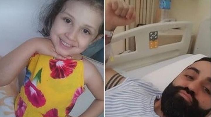 Menina vence leucemia e conhece doador por videochamada