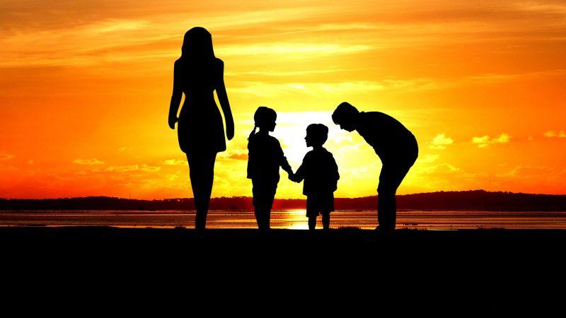 A sua família não é uma coisa importante, é TUDO!
