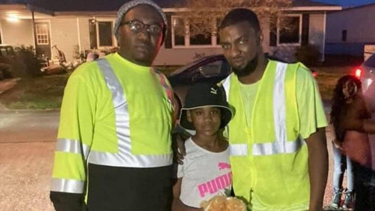 Coletores de lixo salvam menina de 10 anos, evitando que seu sequestrador escape