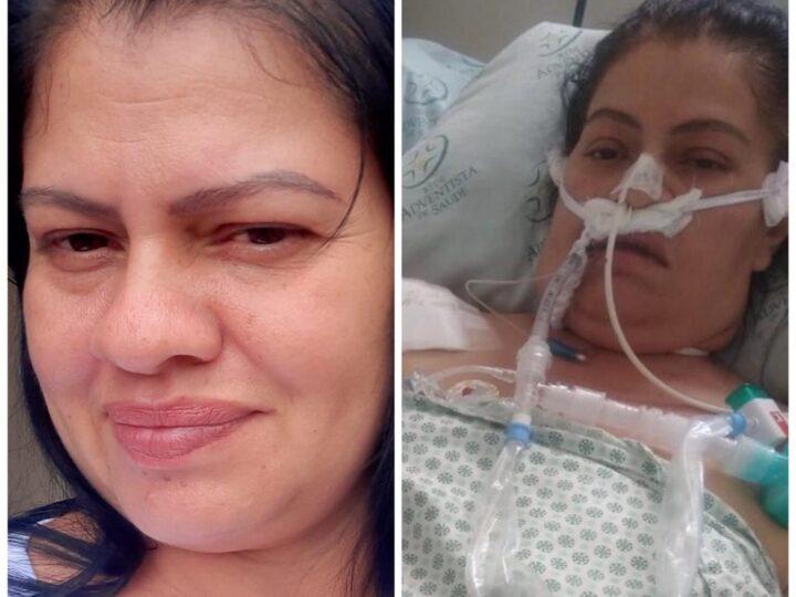 Intubada três vezes, com AVC e 30 dias no CTI, babá vence Covid em MS: 'Só queria voltar para casa'