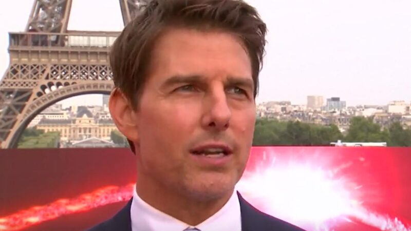Em ato de protesto, Tom Cruise devolve seus três prêmios Globo de Ouro