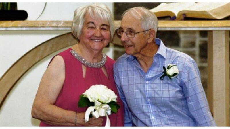 Casal se reencontra e se casa depois de quase 70 anos separados